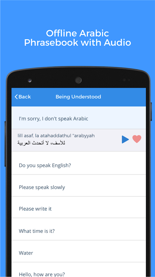 Arabic Quick: Arabic Alphabet- screenshot