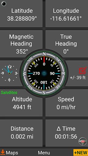 Polaris Navigation GPS screenshot 2