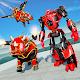 Flying Rhino Robot Transform: Robot War Games Android apk