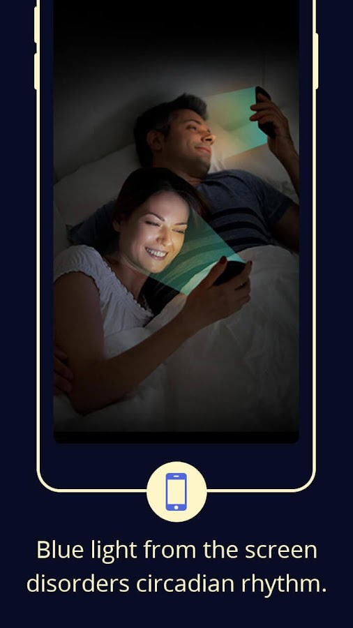 Blue Light Filter – Screen Dimmer for Eye Care- screenshot