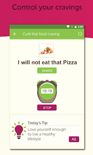 My Diet Coach - Weight Loss Motivation & Tracker- screenshot thumbnail