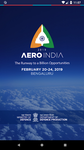 Screenshot for AERO India 2019 in United States Play Store