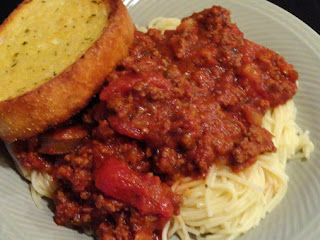 Mom's Spaghetti Sauce Recipe