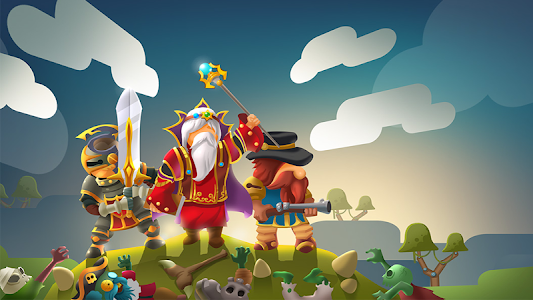 The Vikings Kingdom v1.1 (Mod Money)