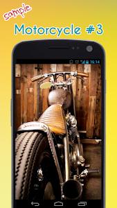 Cool Motorcycle Wallpaper screenshot 11