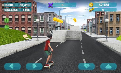 Street Skater 3D: 2 1.3 screenshots 4