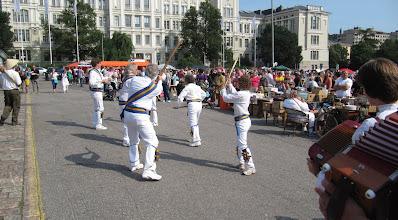 Photo: AND AN ODDINGTON DANCE
