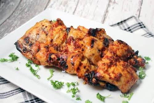 """Chipotle Lime Chicken """"This grilled chicken is fantastic! The chipotle brings the..."""