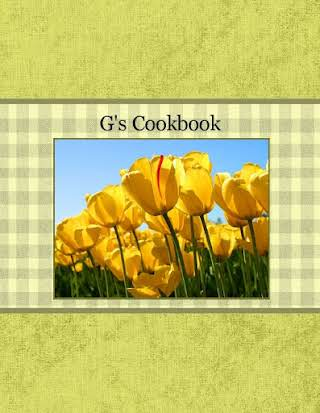 G's Cookbook