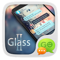 GO SMS PRO GLASS II THEME icon