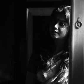 by Avik Ghosh - People Portraits of Women