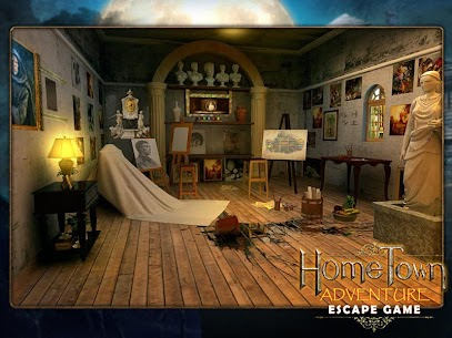 Escape game:home town adventure App Latest Version  Download For Android 7