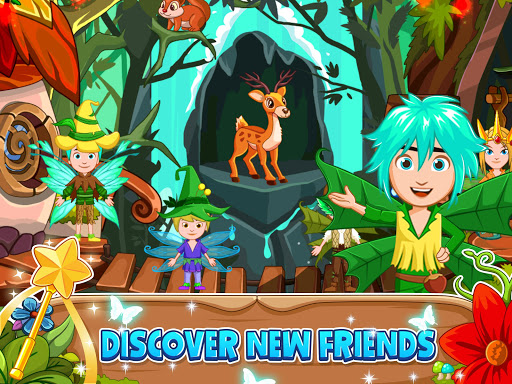 Fairy Tale Magic Kingdom : My Little Princess 1.10 screenshots 7