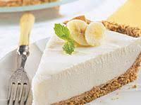 Easy Banana Cheesecake