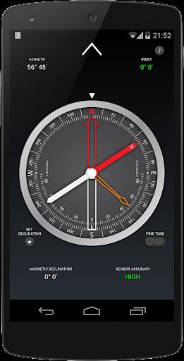 Compass screenshot