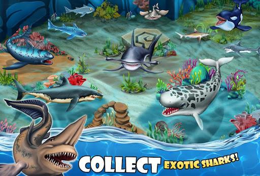 Shark World Screenshot