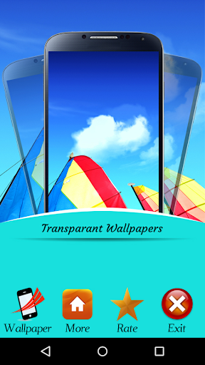 Transparent Wallpaper Camera Screenshot 9