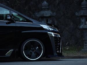ヴェルファイア AGH30W 後期 Z-Gエディションのカスタム事例画像 あいうえ太田さんの2020年10月15日00:30の投稿