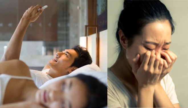 Bạn có chắc chồng mình đang không đi lệch hướng?