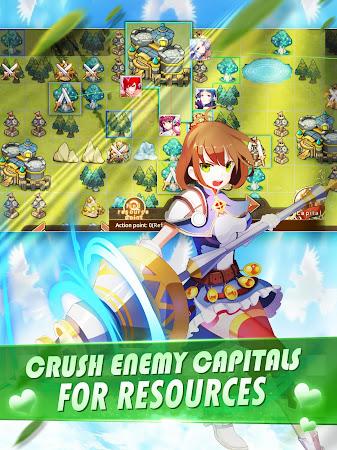 Cutie Riot - Anime Girls Clash 1.0.65 screenshot 833527