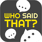 Who Said That? - Movie Quotes Quiz Game