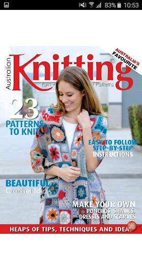 Australian Knitting Magazine