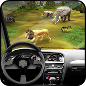 Wild Animal Safari Park 3D Sim