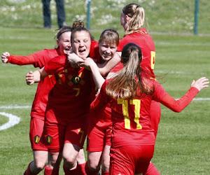 Les Flames U19 font un premier pas vers l'Euro