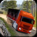 Off road Cargo Truck Sim: Uphill Oil Tanker Driver icon