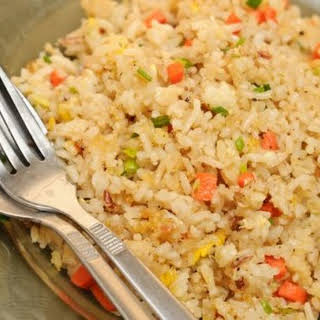 Simple Fried Rice.