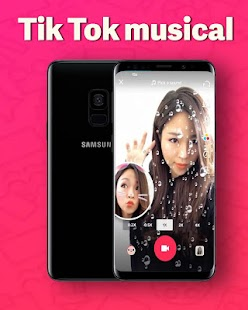 New Tik Tok musical`ly Free Screenshot
