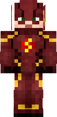 Flash skin for MCPE only
