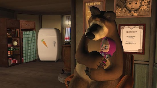 Masha and the Bear: Good Night! - náhled