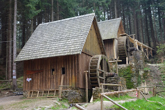 Photo: skanzen Zlatorudné mlýny