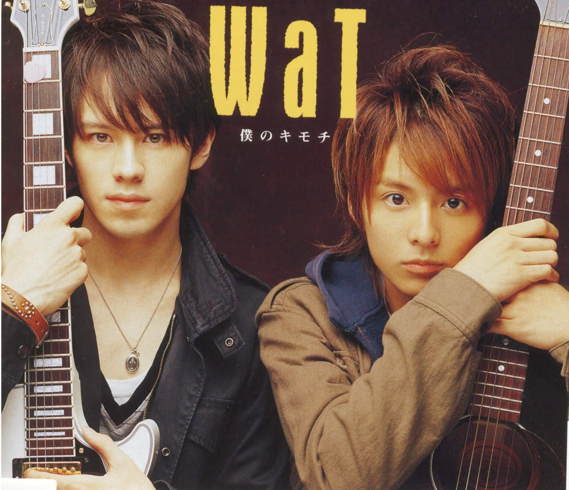 Single - WaT - Boku no KIMOCHI