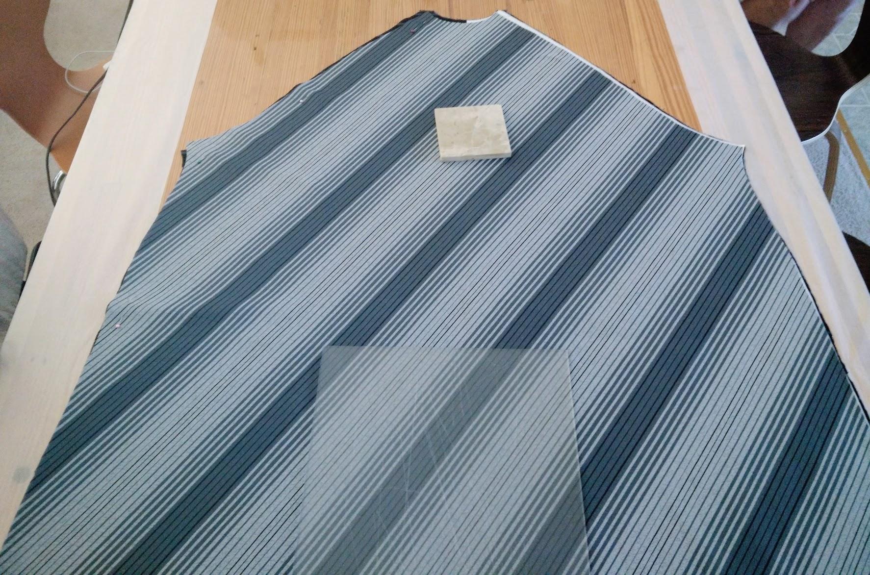 In-Progress: Three-Way Apron Dress - DIY Fashion project | fafafoom.com