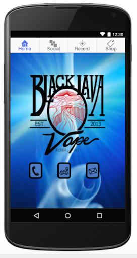 Black Lava Vape