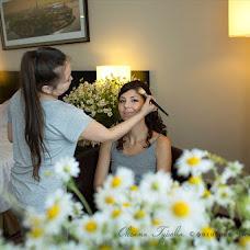 Wedding photographer Oksana Gurova (gurova). Photo of 25.11.2015