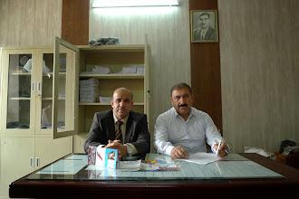 Photo: Teachers of one of Erbil highschools, Hawlêr 2014