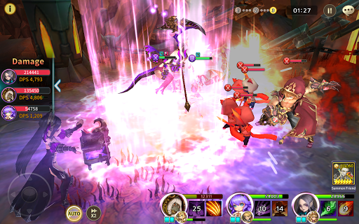 Soul Seeker: Six Knights u2013 Strategy Action RPG apkmr screenshots 5