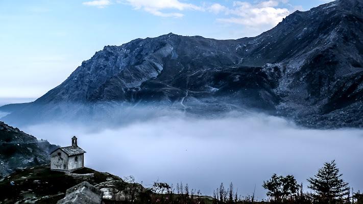 Un lago di nuvole di Ro51