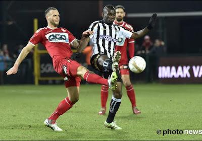 T2 Belhocine is ambitieus voor de wedstrijd tegen Charleroi