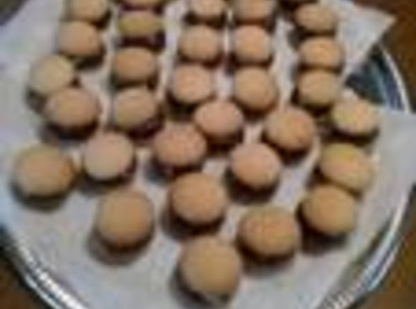 Cute Hamburger Cookies Recipe