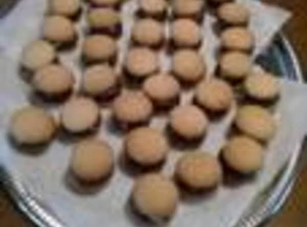 Cute Hamburger Cookies