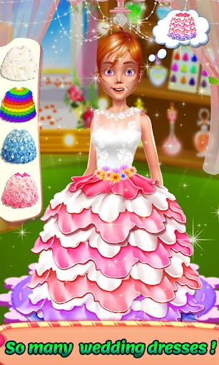 Wedding Doll Cake Decorating 3.3 screenshots 5