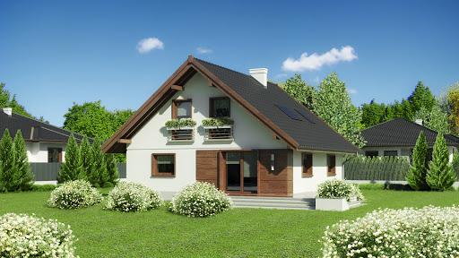 projekt Dom przy Cytrynowej