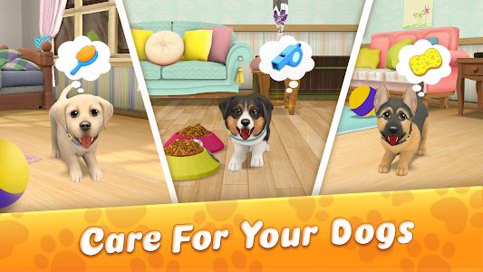Dog Town: Pet Shop Game, Care & Play with Dog 1.4.37