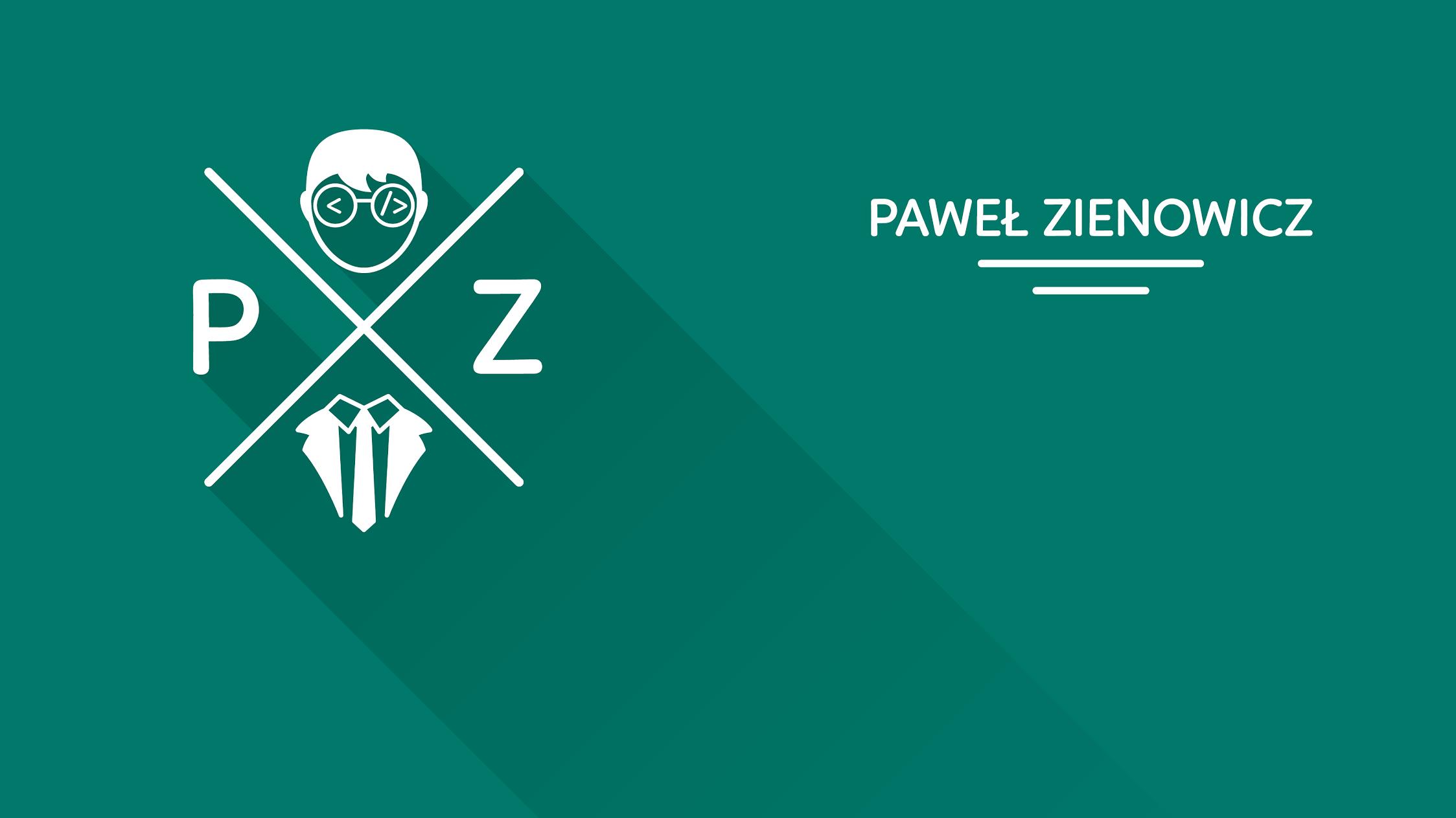 Pawel Zienowicz