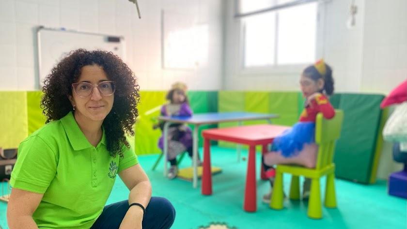 Lidia Parra, de Interactúa.