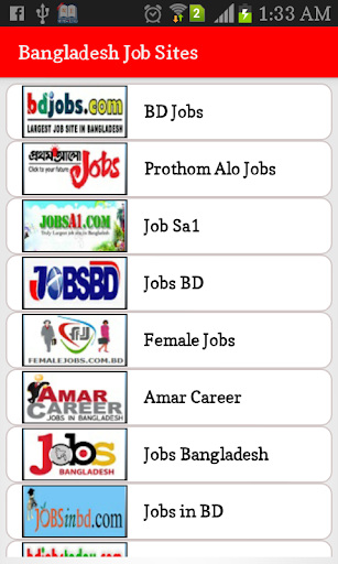 BD Job s Sites